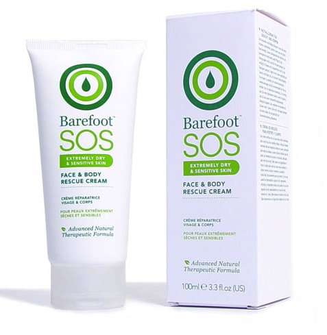 Barefoot SOS Face & Body Cream products