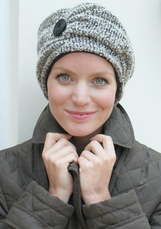 Irina hat by Suburban Turban