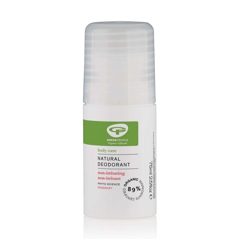GREEN PEOPLE's Rosemary Natural Deodorant