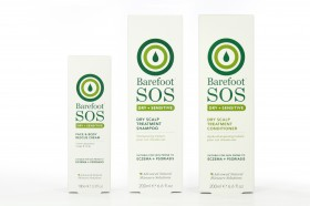 Barefoot SOS products