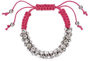 M&S pink bracelet
