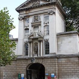 Barts Hospital, London
