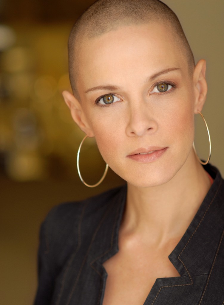 Chemo chic beauty, cancer patient beauty