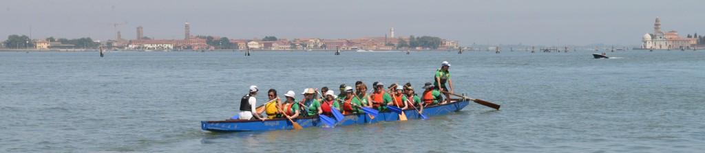 WaveWalkers - Vogalonga Venice 2014