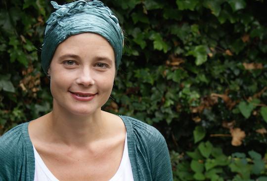 Suburban Turban headbands for hair loss during chemo or alopecia