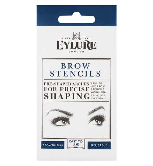Eylure Taking Shape Brow Stencils  review