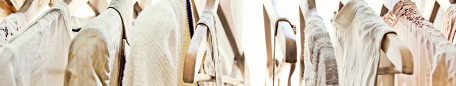 Katy Dyer how to organise your wardrobe for Spring