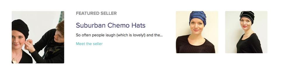 Stylish chemo headwear in Australia